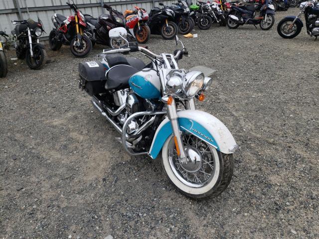 Vehiculos salvage en venta de Copart Arlington, WA: 2016 Harley-Davidson Flstn Soft