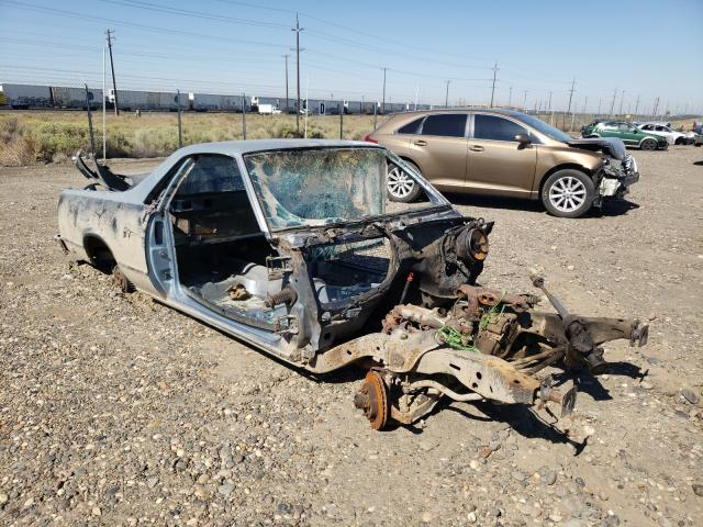 Vehiculos salvage en venta de Copart Pasco, WA: 1987 Chevrolet EL Camino