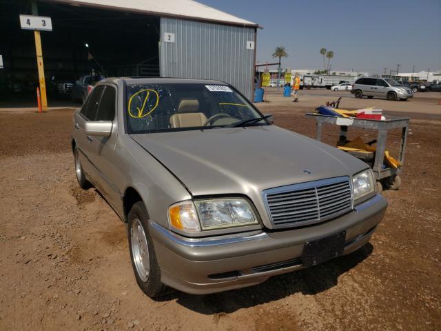 Salvage cars for sale from Copart Phoenix, AZ: 1998 Mercedes-Benz C 230