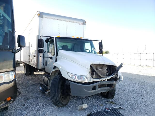 Salvage cars for sale from Copart Haslet, TX: 2016 International 4000 4300