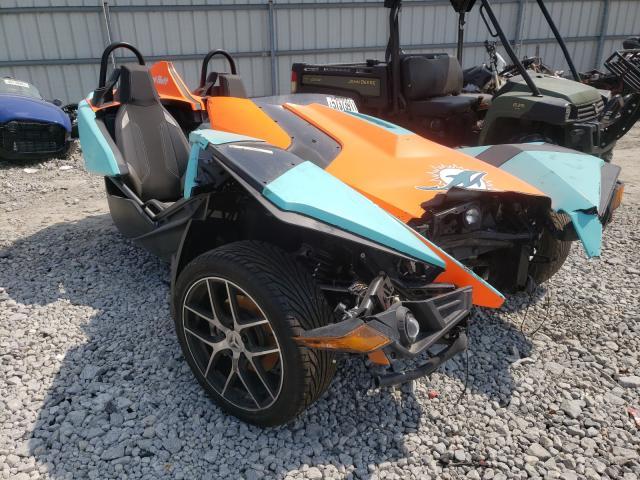 Polaris Slingshot salvage cars for sale: 2019 Polaris Slingshot