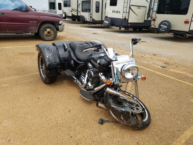 Salvage cars for sale from Copart Longview, TX: 2019 Harley-Davidson Flrt