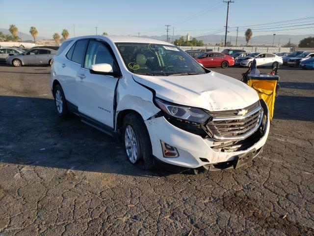 Salvage cars for sale from Copart Colton, CA: 2018 Chevrolet Equinox LT