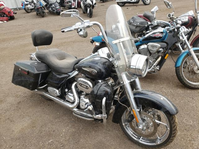 Salvage cars for sale from Copart Brighton, CO: 2013 Harley-Davidson FLHRSE4 CV