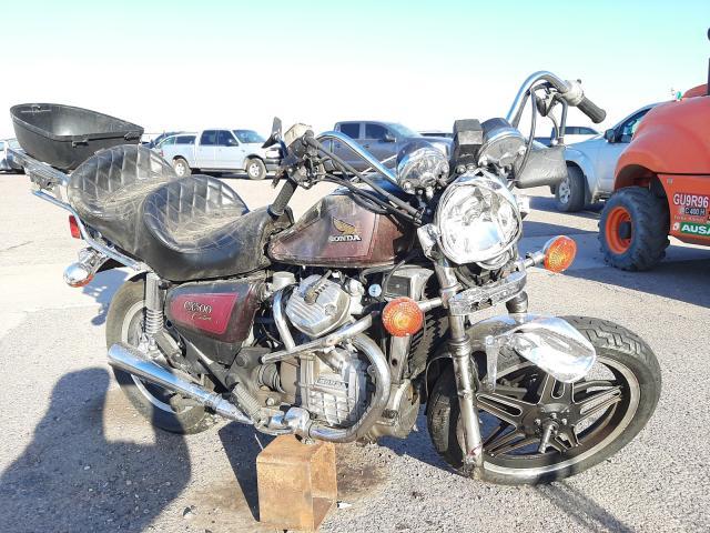 Salvage cars for sale from Copart Phoenix, AZ: 1982 Honda CX500 C