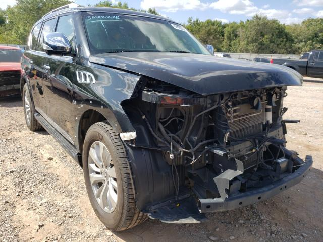 Infiniti QX80 salvage cars for sale: 2016 Infiniti QX80