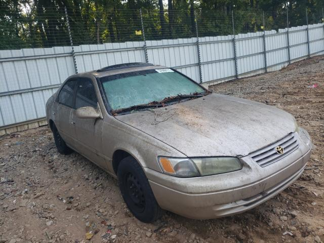 Salvage cars for sale from Copart Austell, GA: 1999 Toyota Camry CE