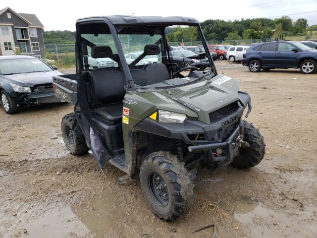 Polaris Ranger XP salvage cars for sale: 2018 Polaris Ranger XP