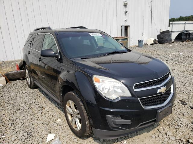 Salvage cars for sale from Copart Windsor, NJ: 2011 Chevrolet Equinox LT