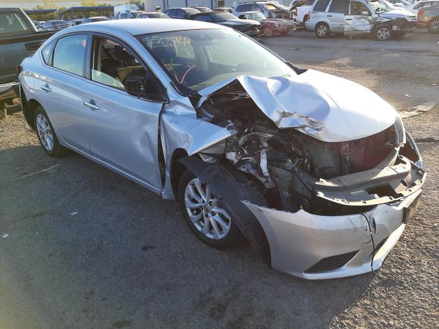 2019 Nissan Sentra S for sale in Las Vegas, NV