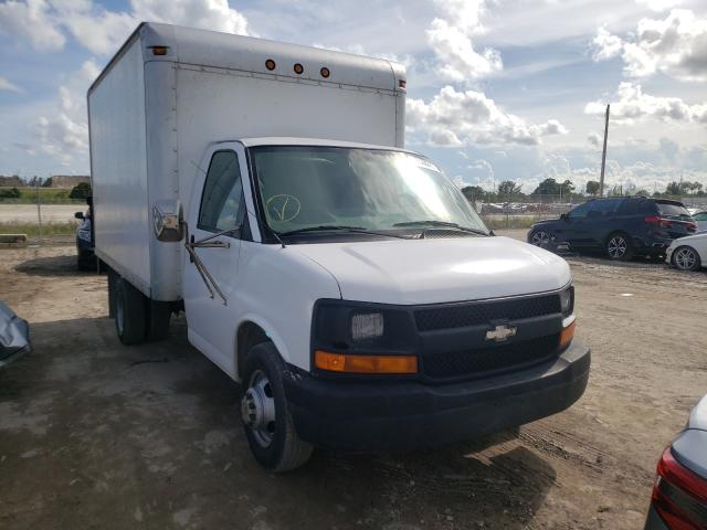 Salvage cars for sale from Copart West Palm Beach, FL: 2006 Chevrolet Express G3