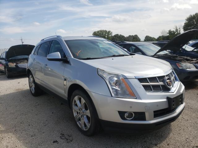 Cadillac Vehiculos salvage en venta: 2011 Cadillac SRX Premium