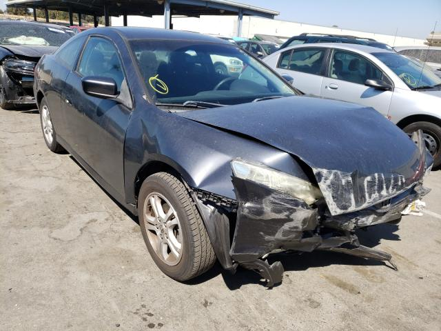 Salvage cars for sale from Copart Hayward, CA: 2006 Honda Accord LX