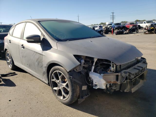 Salvage cars for sale at Nampa, ID auction: 2013 Ford Focus SE