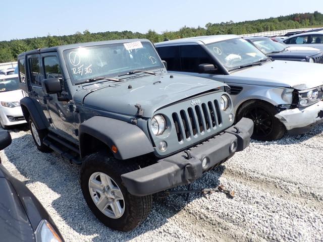 Jeep Wrangler salvage cars for sale: 2014 Jeep Wrangler
