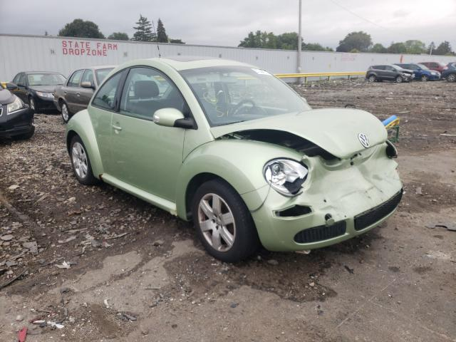 Salvage cars for sale from Copart Cudahy, WI: 2007 Volkswagen New Beetle