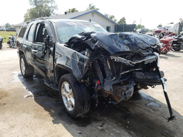 Salvage cars for sale from Copart Sikeston, MO: 2007 Chevrolet Tahoe K150