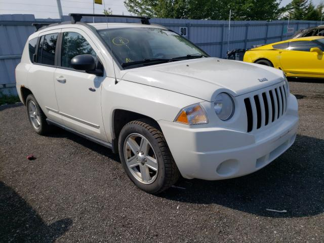 Salvage cars for sale at Bowmanville, ON auction: 2010 Jeep Compass SP