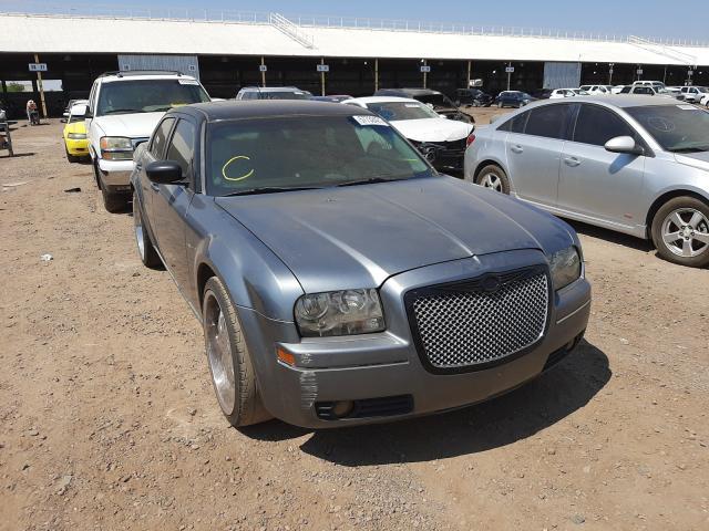 Salvage cars for sale at Phoenix, AZ auction: 2006 Chrysler 300 Touring