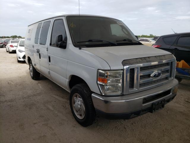 Salvage cars for sale from Copart Temple, TX: 2011 Ford Econoline