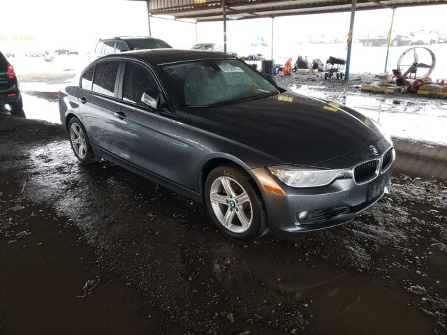 Salvage cars for sale from Copart Houston, TX: 2015 BMW 328 I