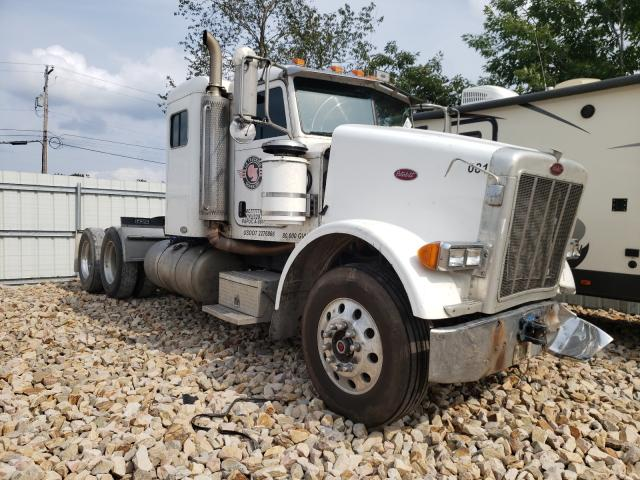 Salvage cars for sale from Copart Ebensburg, PA: 2005 Peterbilt 378