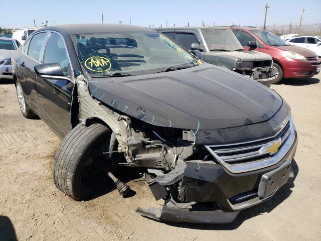 Chevrolet Impala LS salvage cars for sale: 2014 Chevrolet Impala LS