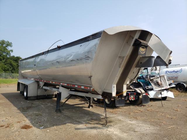 Mack Dump Trailer salvage cars for sale: 2015 Mack Dump Trailer
