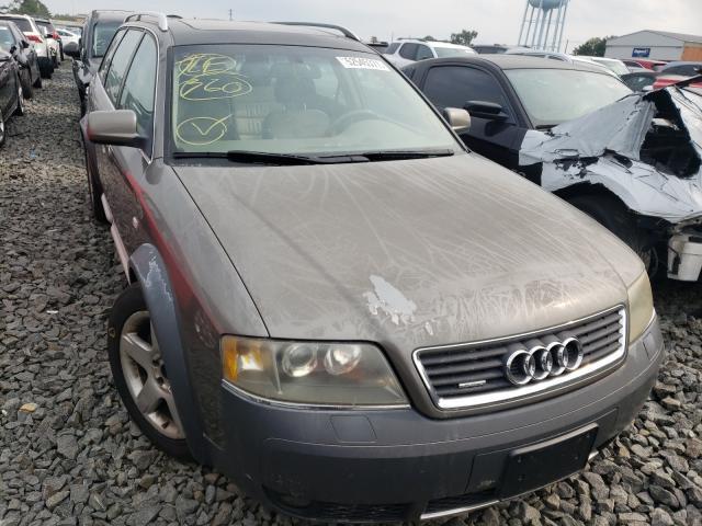 Audi Vehiculos salvage en venta: 2003 Audi Allroad