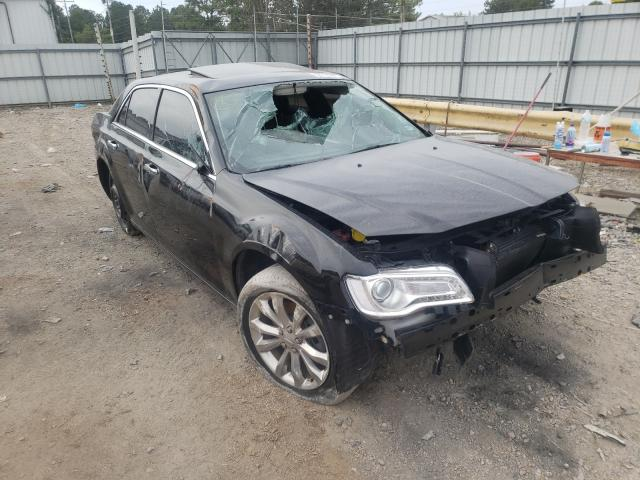 Salvage cars for sale at Florence, MS auction: 2019 Chrysler 300 Limited