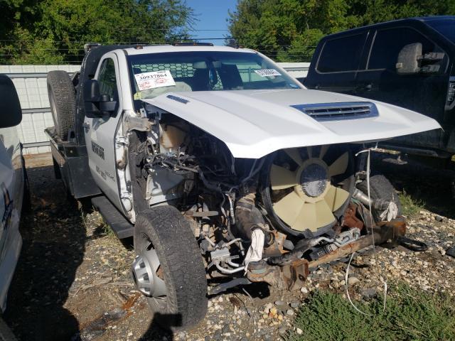 Salvage trucks for sale at Corpus Christi, TX auction: 2018 Chevrolet Silverado