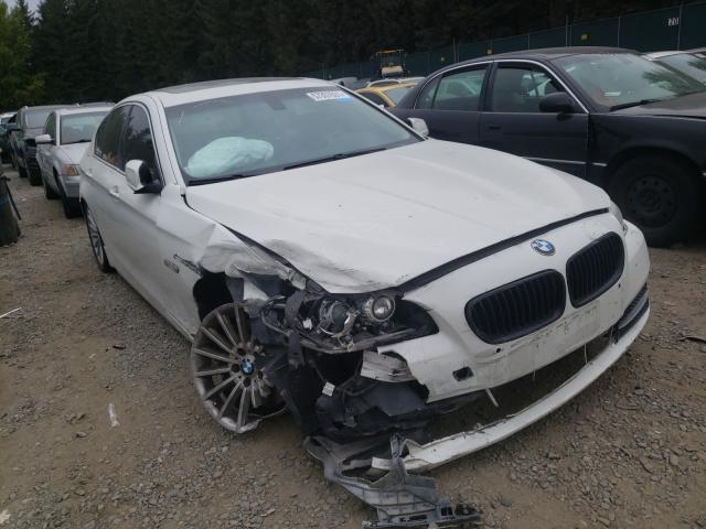Salvage cars for sale from Copart Graham, WA: 2013 BMW 535 I
