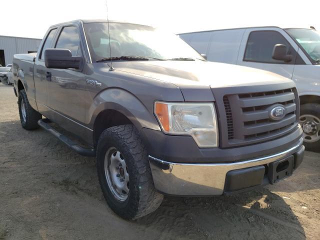 Vehiculos salvage en venta de Copart Jacksonville, FL: 2010 Ford F150 Super