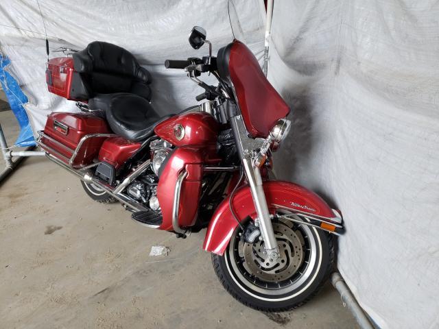 Vehiculos salvage en venta de Copart Madison, WI: 2004 Harley-Davidson Flhtcui