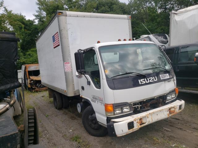 Salvage cars for sale from Copart Albany, NY: 1999 Isuzu NPR