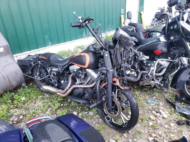 Salvage cars for sale from Copart Candia, NH: 2010 Harley-Davidson Fltrx