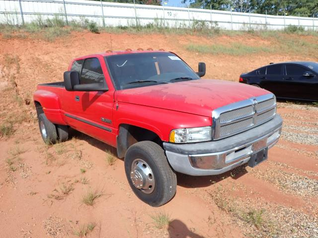 Salvage cars for sale from Copart Spartanburg, SC: 2001 Dodge RAM 3500