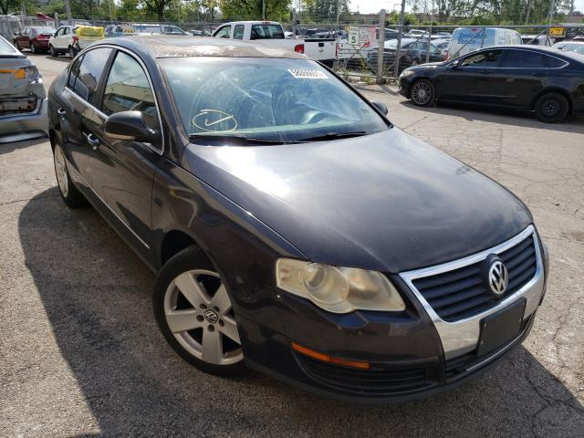 Salvage cars for sale from Copart Wheeling, IL: 2006 Volkswagen Passat 2.0