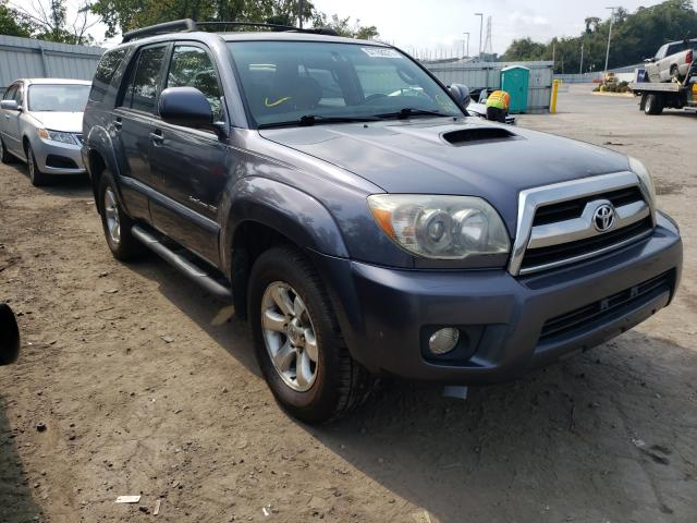 Salvage cars for sale from Copart West Mifflin, PA: 2006 Toyota 4runner SR