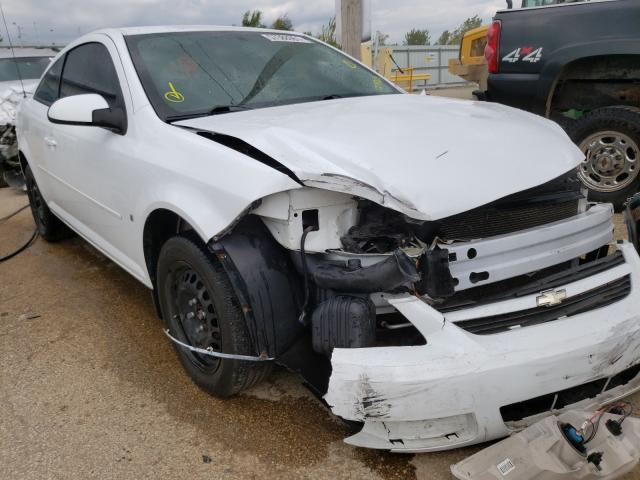 Salvage cars for sale from Copart Pekin, IL: 2007 Chevrolet Cobalt LT