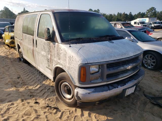 Vehiculos salvage en venta de Copart Gaston, SC: 1997 Chevrolet Express G2