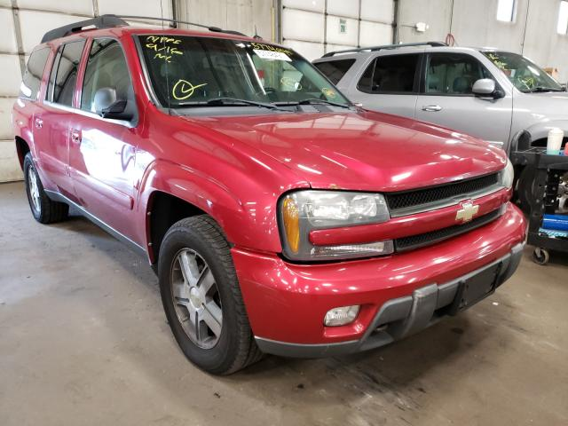 Salvage cars for sale from Copart Blaine, MN: 2005 Chevrolet Trailblazer