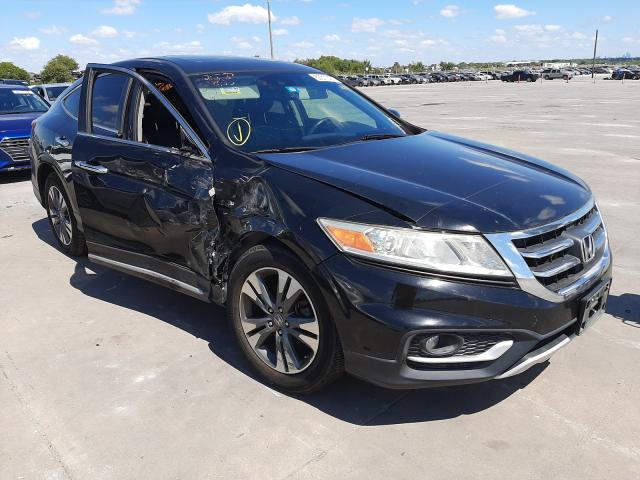 Honda Crosstour salvage cars for sale: 2013 Honda Crosstour