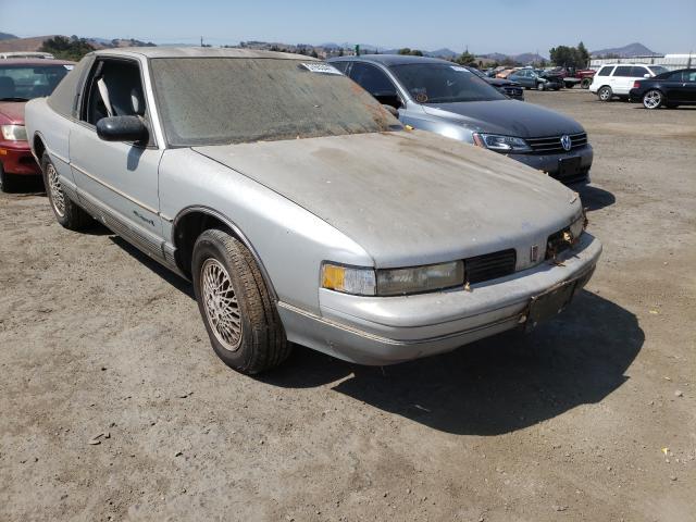 Oldsmobile salvage cars for sale: 1991 Oldsmobile Cutlass SU