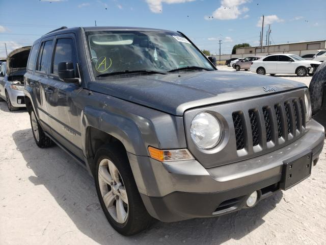 Salvage cars for sale from Copart Haslet, TX: 2014 Jeep Patriot LA