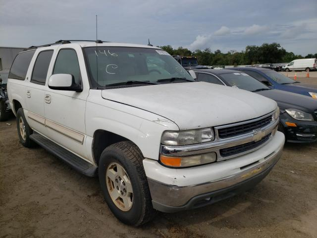 Salvage cars for sale from Copart Jacksonville, FL: 2005 Chevrolet Suburban C