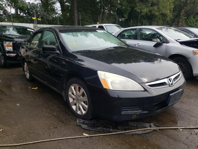 Salvage cars for sale from Copart Austell, GA: 2007 Honda Accord SE
