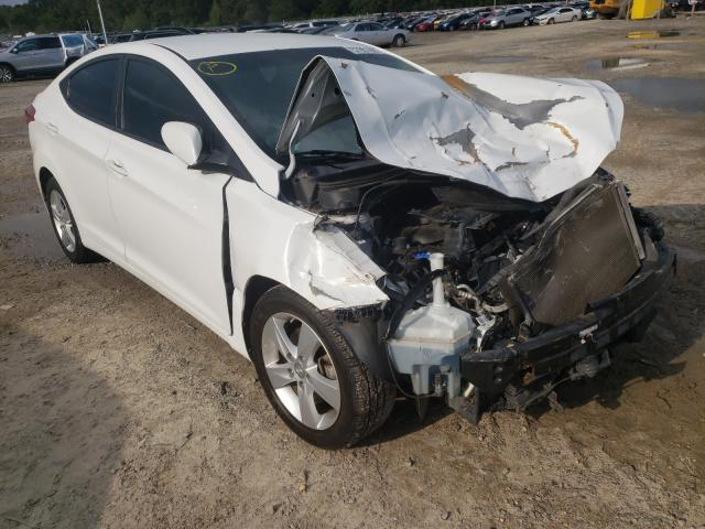 Salvage cars for sale at Conway, AR auction: 2013 Hyundai Elantra GL