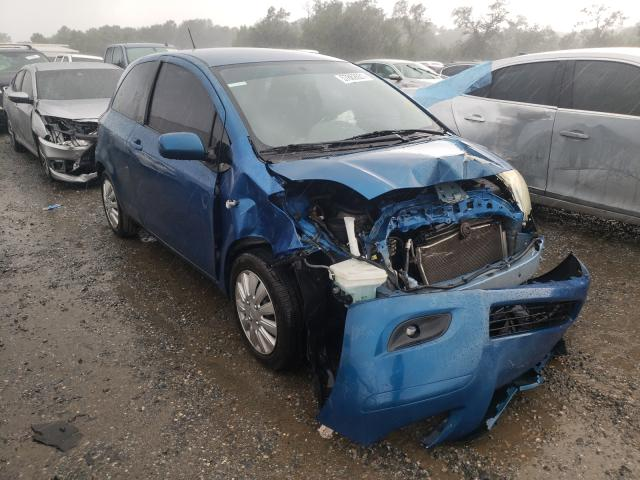 Toyota Yaris salvage cars for sale: 2009 Toyota Yaris