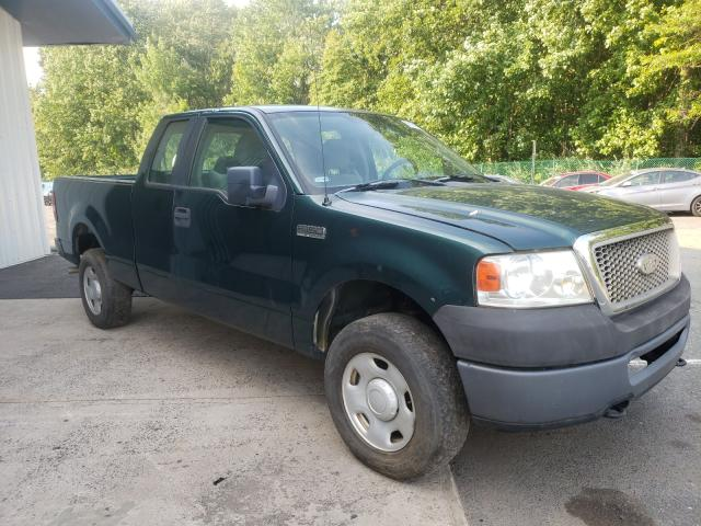 Salvage trucks for sale at East Granby, CT auction: 2008 Ford F150